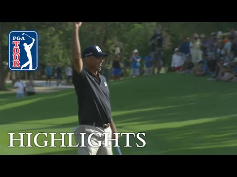 Matt Kuchar?s winning highlights from Mayakoba 2018