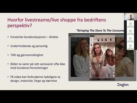 Zington Webinar: Demystifying Live Shopping / Livestreaming