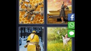 4 фотки 1 слово - ответы 157 уровень [HD] (iphone, Android, IOS)