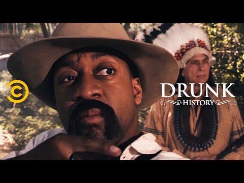 connectYoutube - Drunk History - Bass Reeves Full-On Dances with Wolves