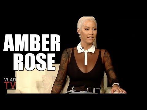 Amber Rose on 21 Savage Holding Up