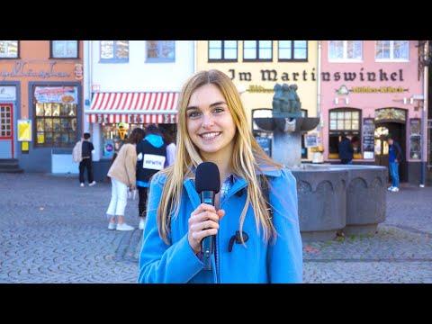 Preguntas a Hispanos en Alemania