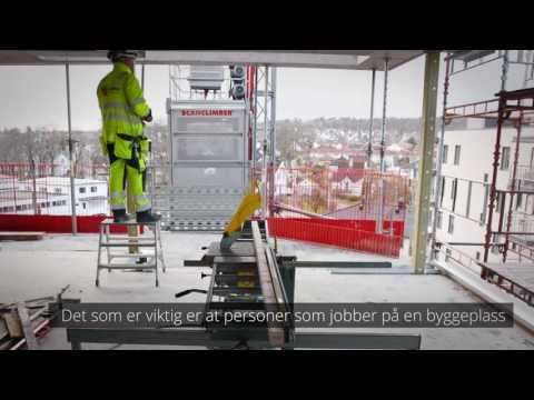 Er du bevisst på de elektriske farene på byggeplassen?