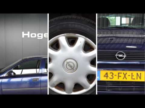 Opel Astra 1.6-16V PEARL Airco 5-deurs 101dkm NAP Inruil moge