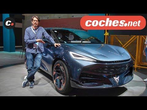 CUPRA Tavascán   Concept SUV Eléctrico   Salón de Frankfurt IAA 2019 en español   coches.net