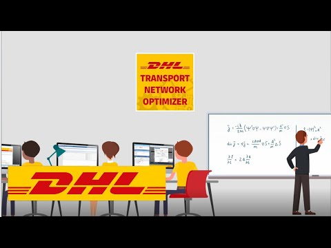 DHL Transport Network Optimizer