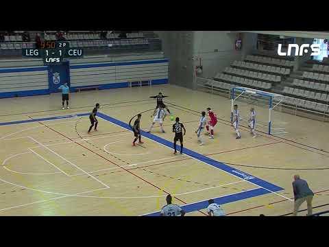 CD Leganés - Unión África Ceutí Jornada 9 Grupo 2 Segunda División Temp 20 21