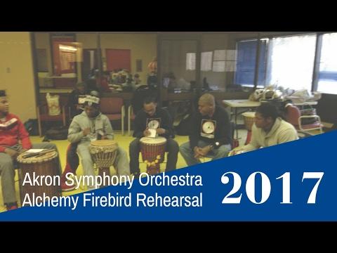 ASO Alchemy Firebird Rehearsal