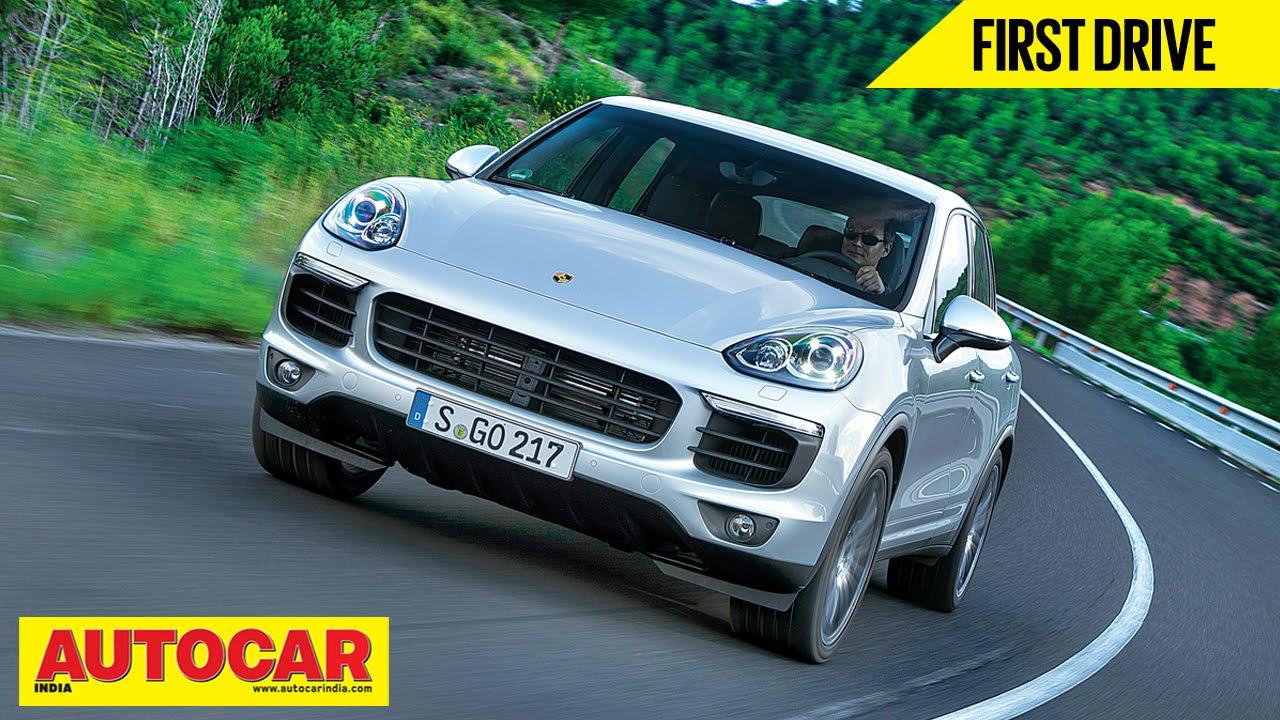 2014 Porsche Cayenne   First Drive Video Review