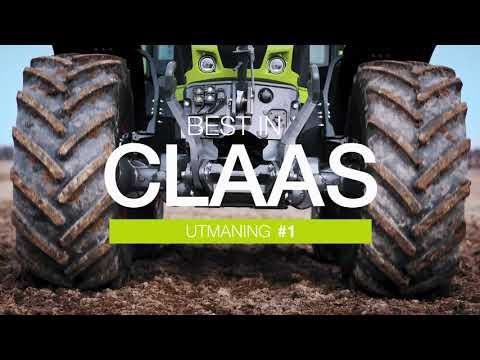 Best in CLAAS - Är du redo att utmana en CLAAS?