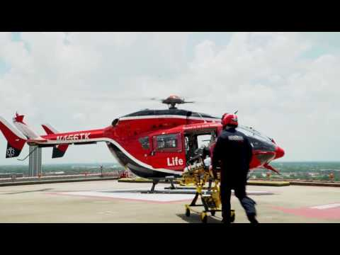 Life Flight 40th Anniversary Testimonial - Chad