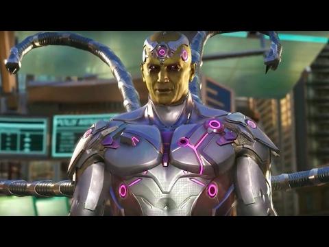 Injustice 2 Official Introducing Brainiac Trailer