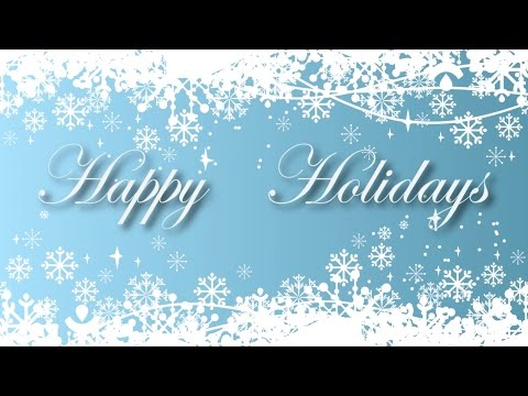 Happy Holidays from Blue Valley Schools!