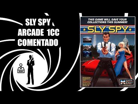Sly Spy [ Arcade ] [1cc] [ Comentado en tiempo real ]