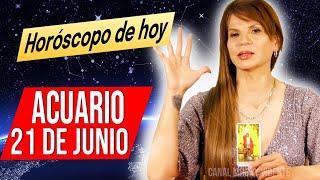 DESCUBRES QUIEN TE MIENTE ? MHONI VIDENTE ????????horóscopo DIARIO – horoscopo de hoy ACUARIO 21 DE JUNIO