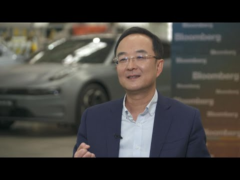 Geely Targets Apple, Big Tech With Electric-Car Unit: An Conghui