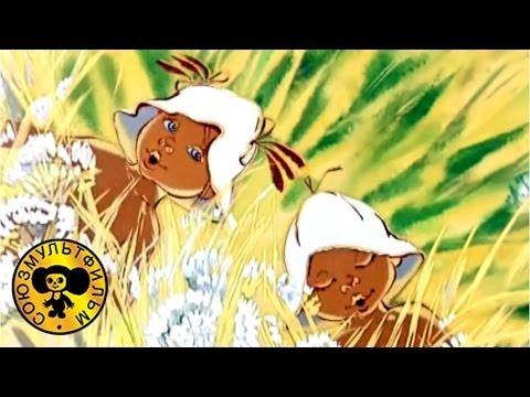 Кадр из мультфильма «Прогулка»