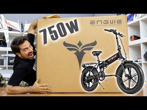 Fat Bike Engwe Ep-2 Pro da 750 watt Unbo …