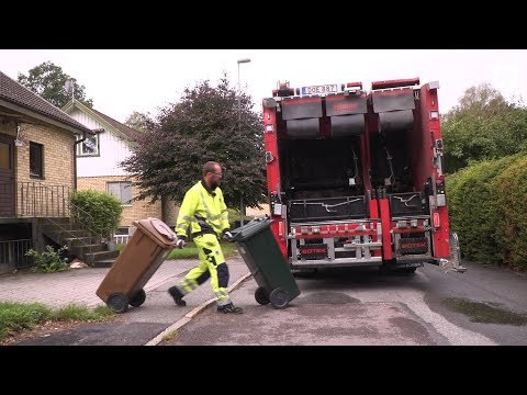Ale kommun - En dag i renhållningens tjänst