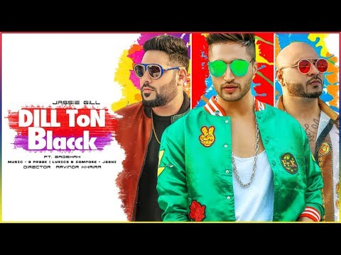 DILL TON BLACCK Full HD Video Song With Lyrics | Mp3 Download