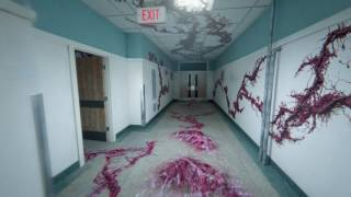 Outlast 2 - Murder Before Suicide: Escape the Demon Restroom Stalls Sequence, Father Loutermilch