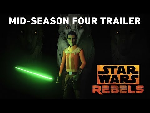 connectYoutube - Star Wars Rebels Mid-Season 4 Trailer (Official)