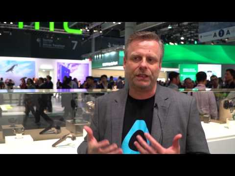 What´s the future of VR? Peter Frølund, Vice president Europe, HTC Vive