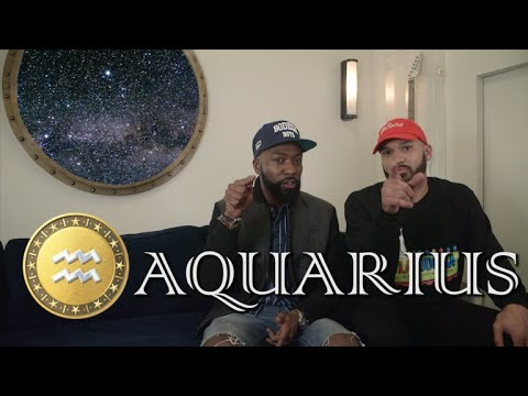 connectYoutube - AQUARIUS: Desus & Mero's Problematic Horoscopes