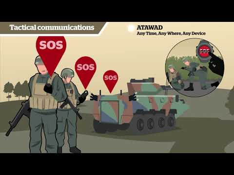 Connected Defense - Vision 2020 by Atos