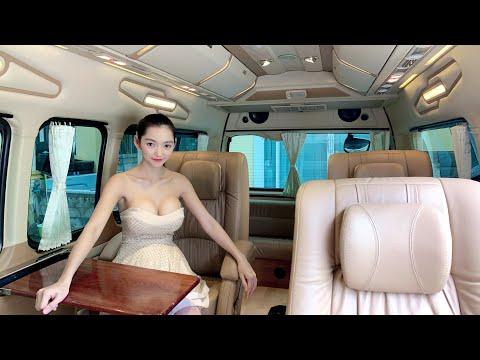 รถตู้-Toyota-Commuter-ปี-2011-
