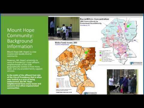 Plan4Health Mini-Webinar: Mount Hope Coalition to Increase Food Security