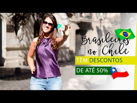 Brasileiros têm descontos exclusivos no Chile | Pigmento F
