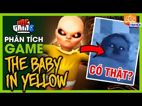 Phân Tích Game: The Baby In Yellow - Bí Ẩn Đứa Trẻ Ma Ám Có Thật | meGAME