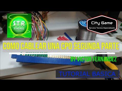 #10-TBA Como cablear una CPO Segunda Parte by Victor Fernandez
