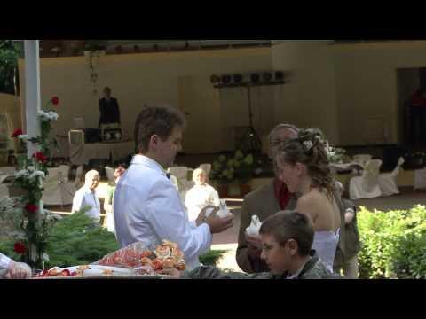 Beispiel: Werbefilm, Video: Ihre Hochzeitstauben.
