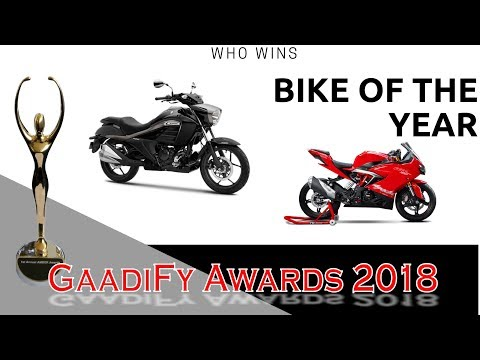 connectYoutube - Gaadify Bike of the Year | GaadiFy Awards 2018