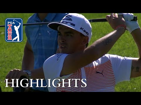 Rickie Fowler extended highlights   Round 2   THE NORTHERN TRUST