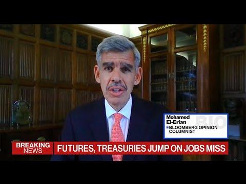 El-Erian: Fed Needs to Start Tapering Despite Jobs Report