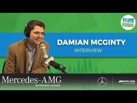 connectYoutube - Damian McGinty on Celtic Thunder, St. Patrick's Day, and New Music   Elvis Duran Show