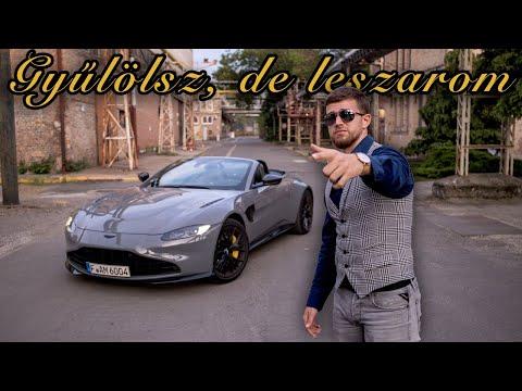 Gyűlölsz, de lesz@rom – Aston Martin Vantage Roadster