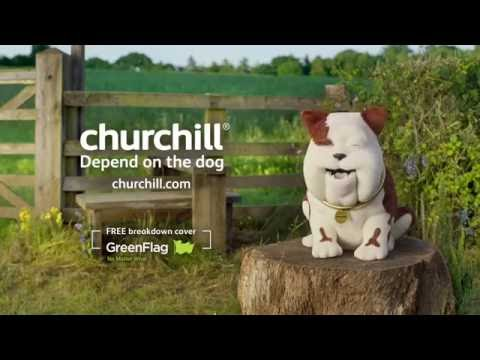 Churchill: Soft Top Car TV Advert 2016