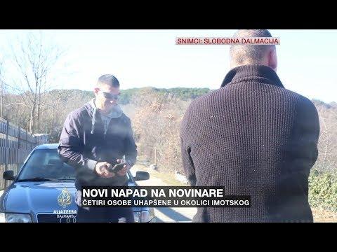 Četiri osobe uhapšene u okolici Imotskog zbog napada na novinarku