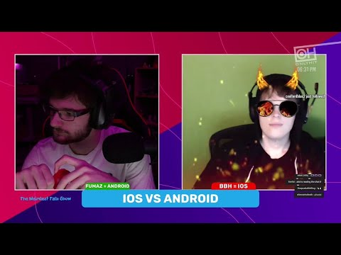 """iOs vs Android"" - Episode 41 - BadBoyHalo & Fumaz"