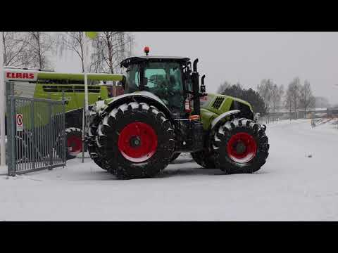 Swedish Agro Machinery i Mälardalen