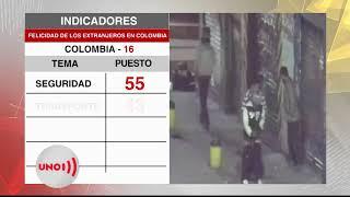 ¿Qué tan felices son los extranjeros que trabajan en Colombia