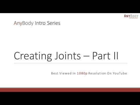 Forging a Joint - Part 2 (Intro 7/9)