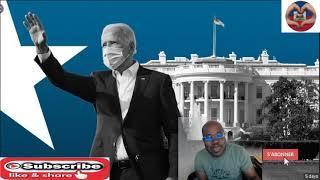 Plizye lidè nan mond lan gentan felisite Biden apre ki li finn prete sèman
