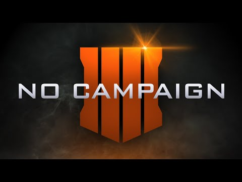 Black Ops 4 WON'T Ship With A 'Traditional' Single Player Campaign