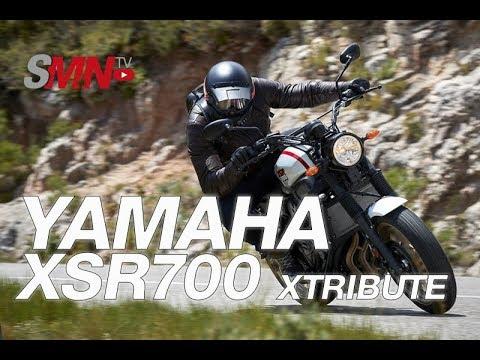 Prueba Yamaha XSR700 XTribute 2019 [FULLHD]