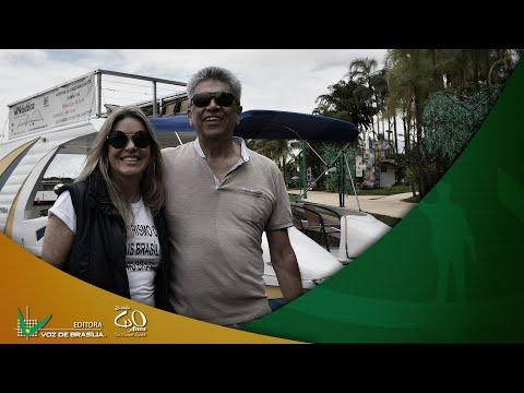 Entrevista com Cláudia Maldonado | Jornalista Paulo Fayad thumbnail